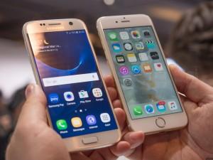 Thời trang Hi-tech - So sánh Samsung Galaxy S7 và iPhone 6s: Cân tài, cân sức