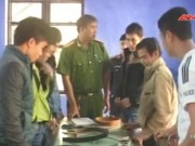 Video An ninh - Bắt khẩn cấp nhóm lâm tặc hành hung kiểm lâm dã man