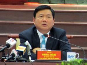 """Tin tức trong ngày - Bí thư TPHCM Đinh La Thăng: """"Doanh nghiệp phải nói thẳng!"""""""
