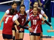 Thể thao - Lịch thi đấu bóng chuyền Cup VTV - Bình Điền 2016