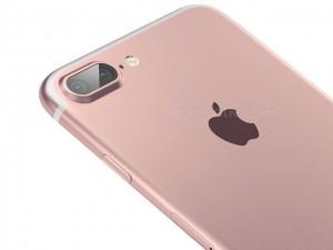 Thời trang Hi-tech - iPhone 7 Plus với camera kép lộ ảnh trần trụi