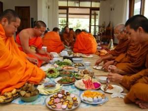 Thế giới - Gần một nửa sư Thái Lan béo phì