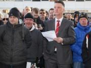 Bóng đá - Van Gaal gặp riêng sếp MU bàn kế hoạch chuyển nhượng