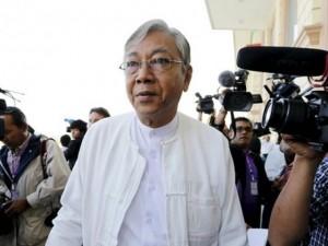"""Chân dung """"người lái xe"""" trở thành Tổng thống Myanmar"""