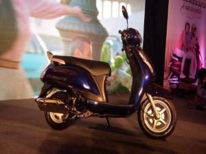"""Suzuki Access 125 mới 17,8 triệu đồng khiến dân Việt """"thèm"""""""