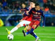 """Bóng đá - Barca - Arsenal: """"Chết"""" vì siêu phẩm"""