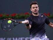 Thể thao - Indian Wells ngày 7: Tạm biệt Wawrinka