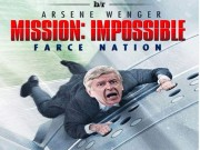 Bóng đá - Ảnh chế: Một mình Messi chấp 60 năm lịch sử Arsenal