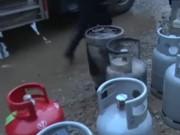 Video An ninh - Cháy lớn tại đại lý gas, 3 người nhập viện cấp cứu