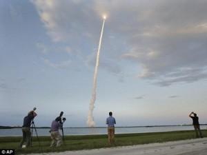 Thế giới - Tướng Mỹ: TQ muốn bắn hạ vệ tinh quân sự Mỹ