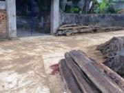 An ninh Xã hội - Ghen tuông, xách dao tới đâm chết vợ cũ lúc nửa đêm