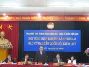 Tin tức trong ngày - Tất cả 19 Ủy viên Bộ Chính trị ứng cử đại biểu QH khoá XIV