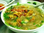 Ẩm thực - Tuyệt chiêu nấu canh cá Quỳnh Côi ngon đúng điệu
