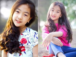 """Bạn trẻ - Cuộc sống - Bé gái Hải Dương được ví """"xinh như hoa hậu"""""""