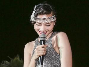 Phim - Ngô Thanh Vân gợi cảm trong tiệc sinh nhật muộn