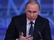 Thể thao - Tổng thống Putin nổi cáu vụ Sharapova dính doping