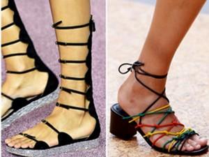 9 xu hướng giày bạn nên cập nhật mùa xuân hè 2016