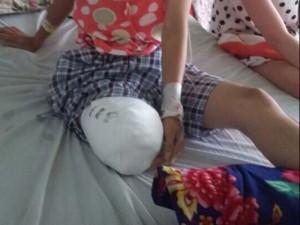 Bộ Y tế yêu cầu Đắk Lắk xin lỗi thiếu nữ bị cưa chân