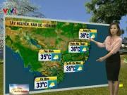 Tin tức trong ngày - Dự báo thời tiết VTV ngày 18/3: Nam Bộ vào đợt nắng nóng mới