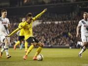 Bóng đá - 35 bàn/40 trận, Aubameyang làm đại gia Anh sôi sục