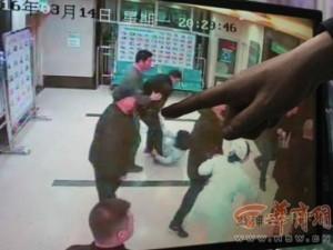 Thế giới - TQ: Tẩm xăng định thiêu y tá để trả thù cho mẹ