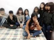 An ninh Xã hội - Vụ 9 học sinh vào nhà nghỉ: Triệu tập người quay clip