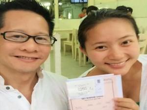 Phim - Facebook sao 18.3: Phan Như Thảo mang bầu con trai