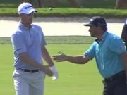 Thể thao - Golf: Cúi người bái phục với cú ăn điểm ngoạn mục