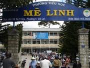 Video An ninh - Đà Lạt ra thông báo phòng ngừa bắt cóc học sinh