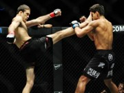 Thể thao - MMA: Tập cả tháng trời, bị đá gục sau 13 giây