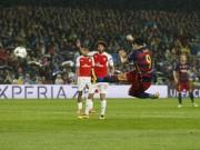 Bóng đá - Suarez bắt vô lê tuyệt đỉnh vòng 1/8 cúp C1