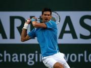 """Djokovic - Tsonga: Bản lĩnh khi  """" đấu súng """"  (TK Indian Wells)"""