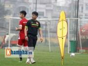 Bóng đá - Đội tuyển VN giao hữu với Than Quảng Ninh: Giải bài toán ghi bàn