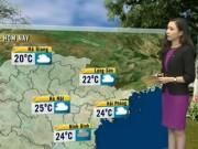 Tin tức trong ngày - Dự báo thời tiết VTV ngày 19/3