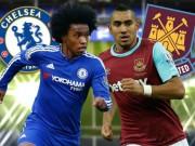 Bóng đá - Chelsea - West Ham: Khi gió đổi chiều