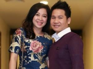 Ca nhạc - MTV - Vợ chồng Trọng Tấn tình cảm đến chúc mừng Anh Thơ