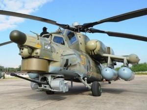Thế giới - Trực thăng chiến đấu mới của Nga đang được VN để mắt
