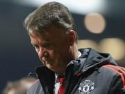 Bóng đá - Van Gaal sợ MU không thắng Man City hơn bị sa thải