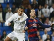 """Bóng đá - Cúp C1: Báo thân Barca tố Real có """"tay trong"""""""