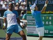 Thể thao - Chi tiết Djokovic - Nadal: Set 2 nhàn hạ (KT)