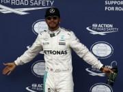 Thể thao - Phân hạng Australian GP – Pole thứ 50 cho Hamilton
