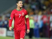 Bóng đá - Tin HOT tối 19/3: Ronaldo trở lại ĐT Bồ Đào Nha