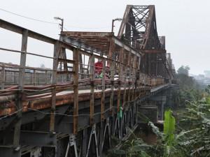 Tin tức trong ngày - Ảnh: Cầu Long Biên sau đợt trùng tu lớn nhất lịch sử