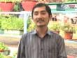 Anh nông dân Sài Gòn trồng rau bằng Smartphone