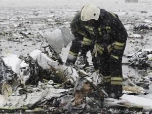 Đau thương hiện trường Boeing rơi 62 người tử nạn