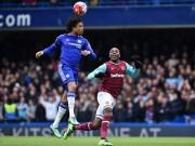 Bóng đá - Chelsea - West Ham: Rượt đuổi tới cuối