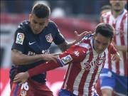 Bóng đá - Gijon - Atletico: Màn ngược dòng khó tin