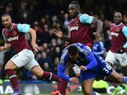 Bóng đá - Chelsea thoát thua, Hiddink khẩu chiến gay gắt Bilic