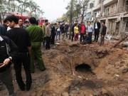 Video An ninh - Kinh hoàng lời kể nhân chứng vụ nổ lớn ở KĐT Văn Phú