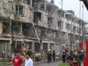 Tin tức trong ngày - Xót xa hoàn cảnh 2 mẹ con tử vong khi đi qua vụ nổ Văn Phú